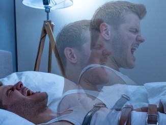 Spánková paralýza je skutečnou noční můrou.