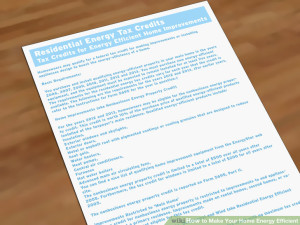 Step9 How to Make your home Energy Efficient