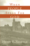 When People Speak for God cover picture