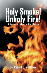 Holy Smoke! Unholy Fire Cover Picture