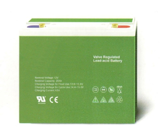 Deep Cycle VRLA Battery