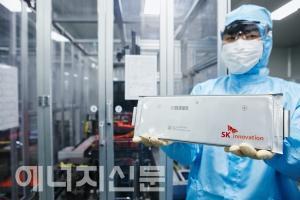 SK 이노, 배터리 사업 사상 최초 1 조 6 천억 매출 … 전년 대비 2 배 성장