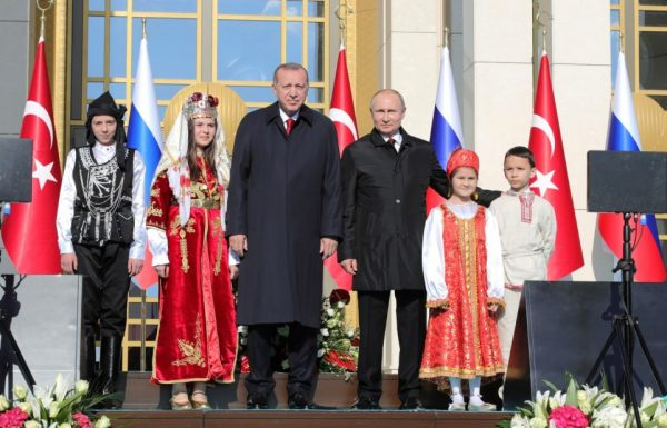 Erdogan promises third nuclear plant