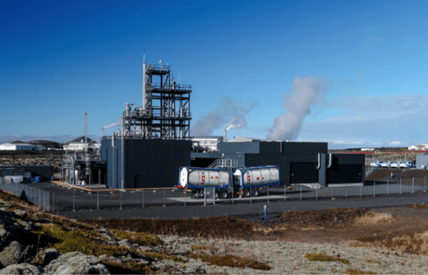 Icelandic Company Proposes Way to Manage Carbon Emissions