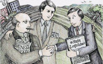 ALEC lobbying