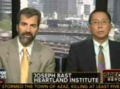 Joe Bast and Willie Soon