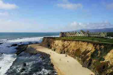 The Harvard Electric Policy Group paid for utility regulators from the Arizona Corporation Commission to stay at the Ritz Carlton in Half Moon Bay in March, 2015.
