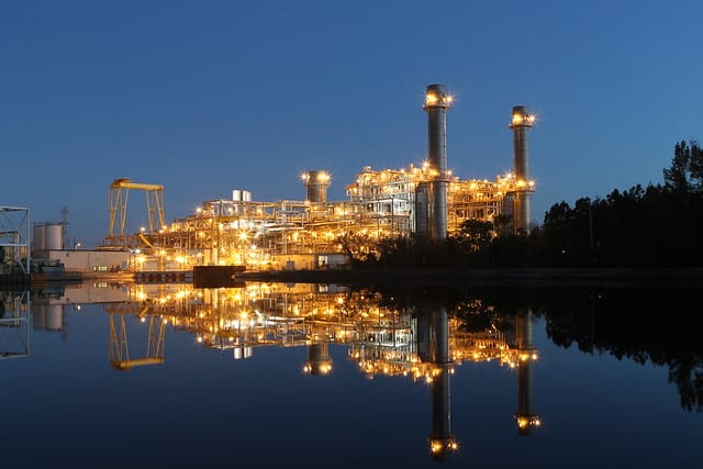 Duke Energy's Sutton Gas Plant