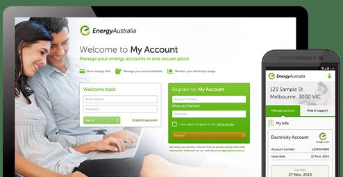 Energy Australia Login
