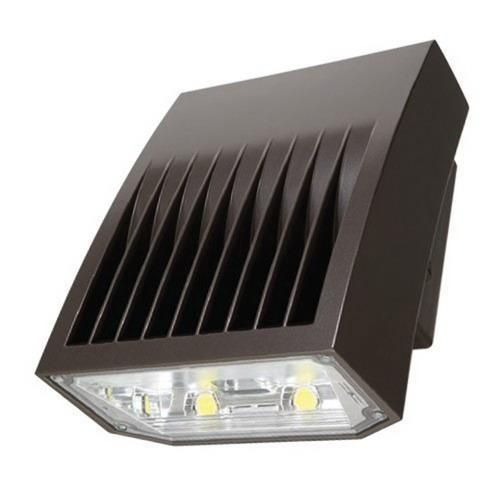 cooper lighting xtor8b 81w led wall pack 5000k