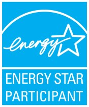 Energy Star participant logo blue