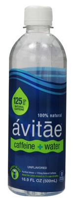 Picture of Avitae Caffeinated Water
