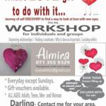 """What's love got to do with it"" workshop for all ages in South Africa"