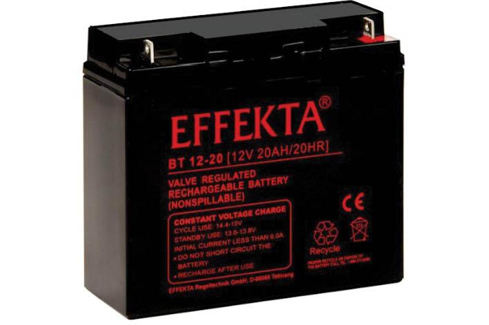 Lead battery 20 AH
