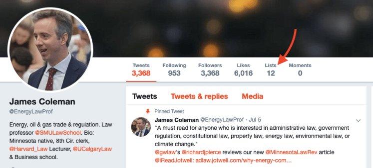 twitter – Energy Law Professor