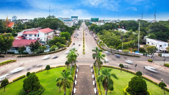 Vientiane, capital of Laos. Copyright: Thinkstock