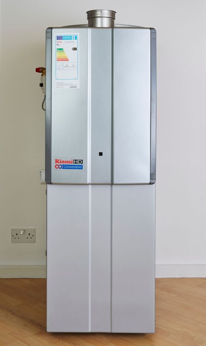 Rinnai A-Rated Infinity Range for a Low Nox, Infinite Supply of Safe Hot Water
