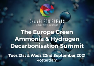 The Europe Green Ammonia & Hydrogen Decarbonisation Summit @ Rotterdam