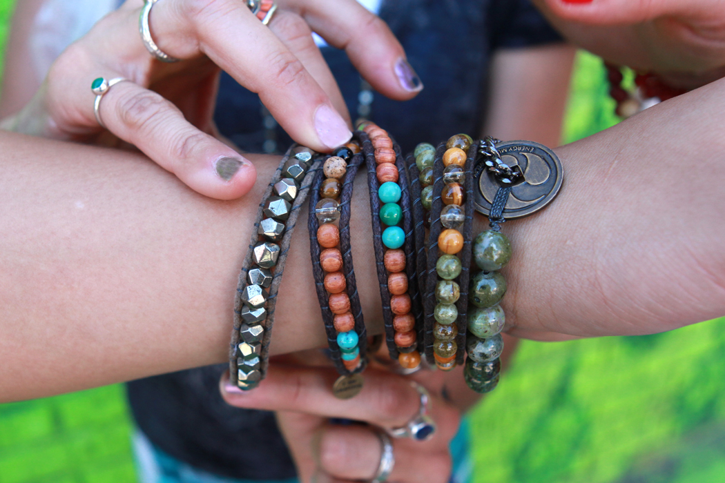 Energy Bracelets The Power Of Wearing Crystal Energy