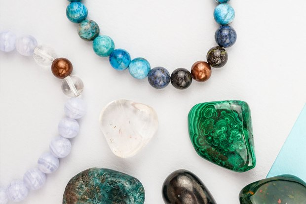 Crystals for Health - Energy Muse