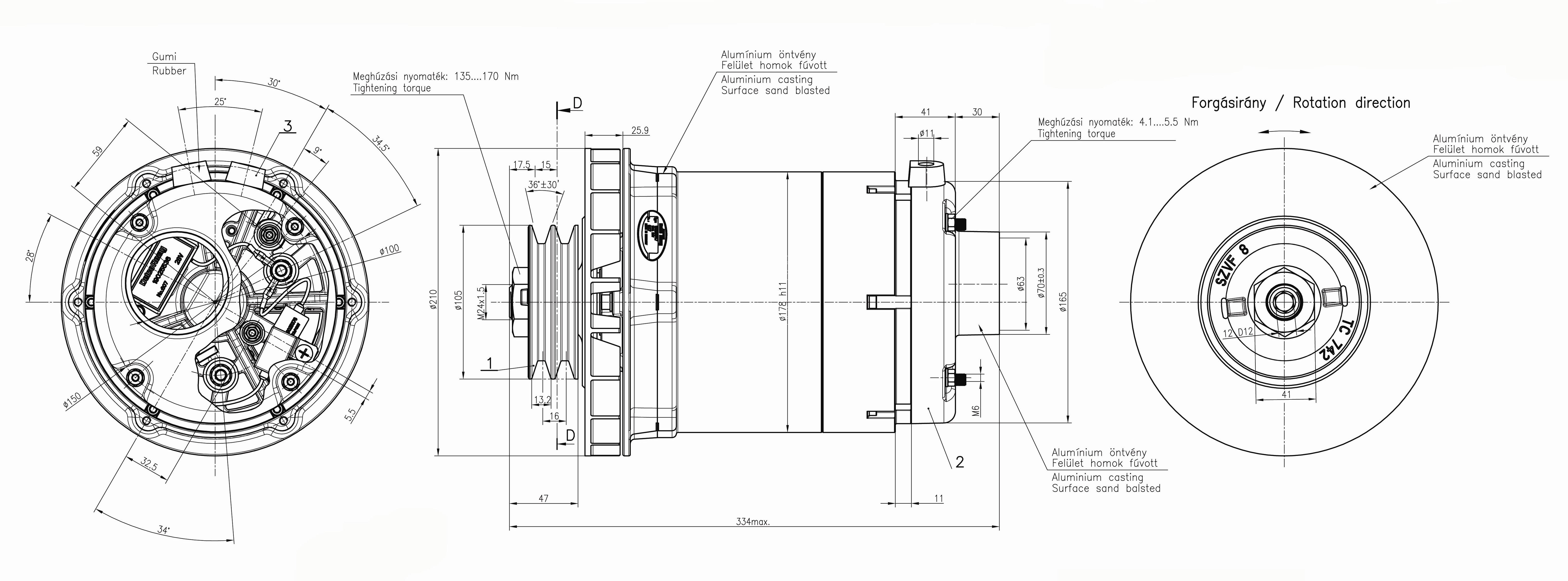 Alternator Delco Remy And Its Equivalences