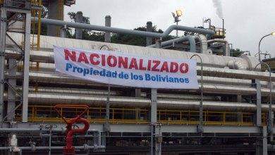 Photo of YPFB: Bolivia obtuvo más de $us 37.484 millones de renta con la Nacionalización