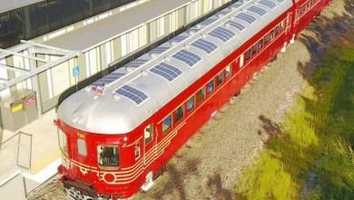 Photo of El primer tren solar de América Latina incluye a Bolivia en su recorrido