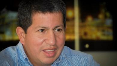 """Photo of Luis Sánchez: """"a Tariquía no ingresó una sola carretilla"""""""