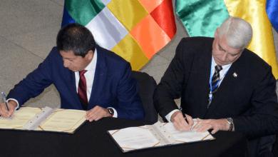 Photo of Bolivia y Paraguay acuerdan estudio para gasoducto Villamontes – Asunción