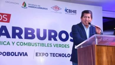 """Photo of MH, YPFB y la CBHE anuncian """"La Semana de los Hidrocarburos"""" en agosto"""