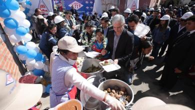 Photo of YPFB concluye 645 instalaciones de gas domiciliario en La Paz