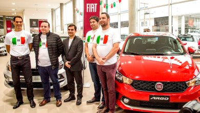 Photo of Presentan los nuevos deportivos Fiat Argo y Fiat Cronos