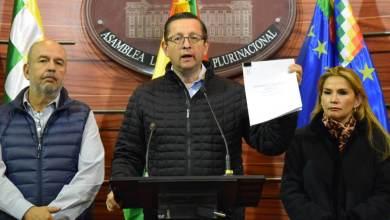 Photo of Óscar Ortiz y Sproule polemizan sobre la última certificación de reservas