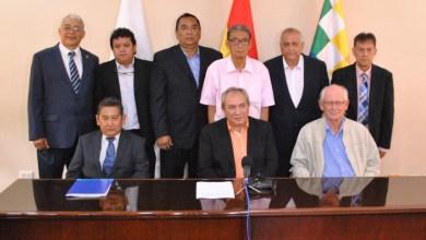 Photo of YPFB presenta a los nuevos gerentes en Exploración, Producción, Industrialización y Exportación