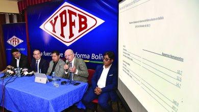 Photo of Informe de YPFB revela que Bolivia tenía 7,1 TCF y no los 10,7 que certificó Sproule