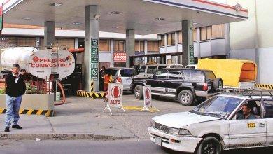 Photo of Afirman que 5% de los choferes logra trabajar ante falta de combustibles en La Paz