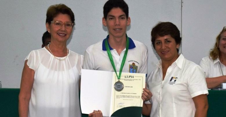 Photo of Premiaron a los ganadores de Olimpiadas en la UPSA