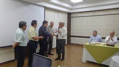 Photo of FPDF renovó su directorio y distinguió a Carlos Miranda