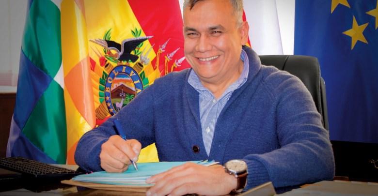 Photo of Exviceministro de Electricidad asume como presidente de ENDE
