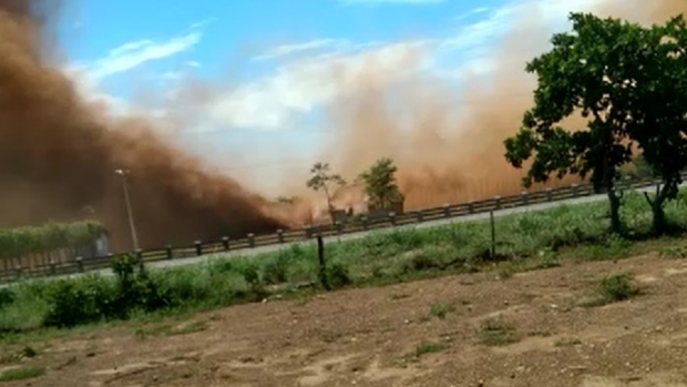 Photo of Explota gasoducto que transporta gas boliviano a Brasil