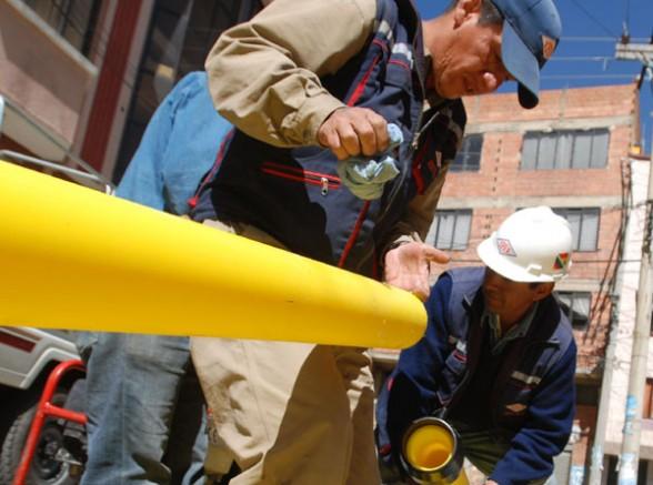 Photo of Instalarán 200 redes de gas domiciliario en Catavi, Oruro