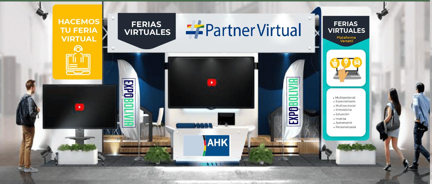Photo of ExpoBolivia 2021 abre sus puertas virtuales del 7 al 14 de septiembre