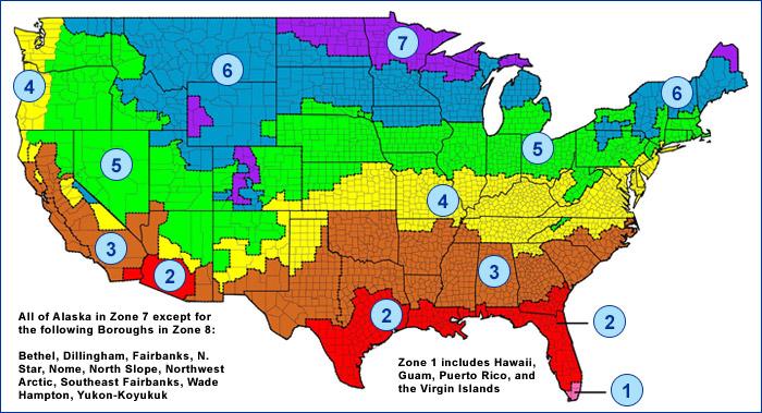 Energstar Map