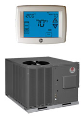 Rheem RRRL Series with Comfort Alert™ Control