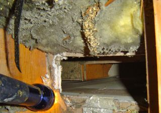 Big Holes In The Building Envelope Make Your Air Conditioner Work Harder.