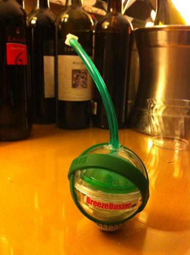 Dan Thomsen's BreezeBuster