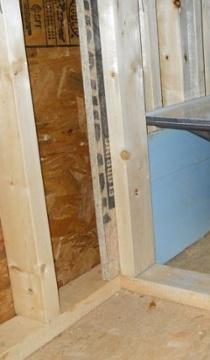 Advanced Framing T Wall Insulation Thermal Bridging
