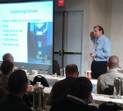 Building Science Experts Session Professor John Straube Teaching HVAC