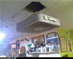 Ceiling Fan, Air Leakage, Comfort, Energy Conservation