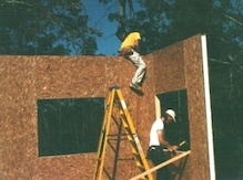 Home Building New Construction Green Energy Efficient Structural Insulated Panel Energy Star Version 3